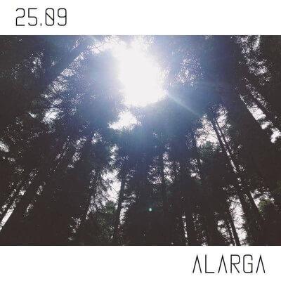 Alarga – 25.09